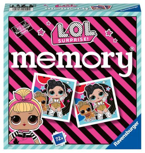 Ravensburger 20550 L.O.L. Surprise memory®