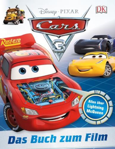 Disney Pixar Cars 3 Das Buch Zum Film 467 03319 Jetzt Kaufen