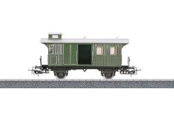 Märklin 4038 H0-Gepäckwagen DB