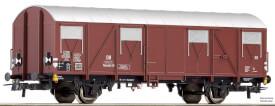 Gedeckter Güterwagen Glmhs + Schlußlicht #2