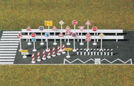 N Verkehrszeichen-Set