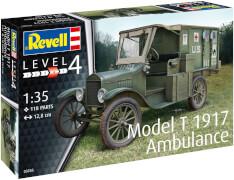 REVELL Model T 1917 Ambulance 1:35