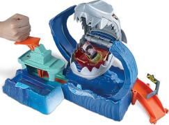 Mattel GJL12 Hot Wheels City Robo Shark Frenzy