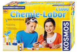 KOSMOS Experimentierkasten Chemielabor C 1000