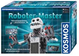 KOSMOS Experimentierkasten Roboter-Master