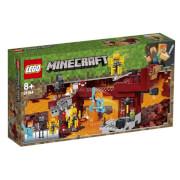 LEGO® Minecraft 21154 Die Brücke