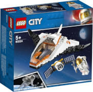 LEGO® City 60224 Satelliten-Wartungsmission, 84 Teile