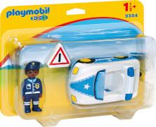PLAYMOBIL 9384 Polizeiauto
