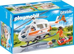 PLAYMOBIL 70048 Rettungshelikopter