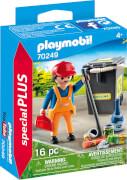 PLAYMOBIL 70249 Straßenreiniger