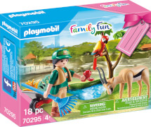 PLAYMOBIL 70295 Geschenkset ''Zoo''