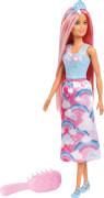 Mattel FXR94 Barbie Dreamtopia Zauberhaar-Königreich Puppe