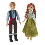 Hasbro B5168EU4 Disney Frozen - Die Eiskönigin Anna & Kristoff