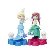 Hasbro B9249EU4 Disney Frozen (Die Eiskönigin) -  Little Kingdom Eislauf-Spaß, ab 4 Jahren