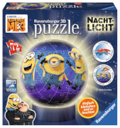 Ravensburger 118175 Puzzleball  Despicable Me 72 Teile