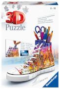 Ravensburger 11152 Puzzle 3D Sneaker Skyline 108 Teile