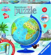 Ravensburger 11160 Puzzleball Kindererde deutsch 180 Teile
