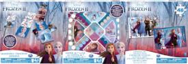Spin Master Frozen 2 - Puzzles 3 Pack Games Bund