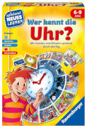 Ravensburger 24995 Wer kennt die Uhr?