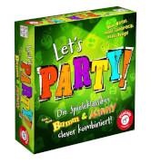 Piatnik 6382 Let's Party Activity Tick Tack Bumm