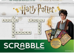 Mattel GMG29 Scrabble Harry Potter (D)