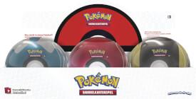 Pokémon Pokeball Tin Frühjahr 2020