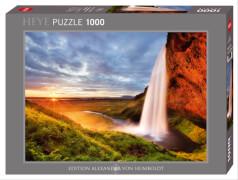 HEYE Puzzle Seljalandsfoss W. Standard 1000 Teile