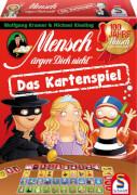 Schmidt Spiele 75020 Mensch Ärgere Dich Nicht, Kartenspiel, 2 bis 4 Spieler, ab 8 Jahre