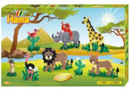 HAMA Geschenkpackung Safari mit 5.000 Perlen