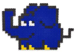 Schmidt Spiele Jixelz Die Maus 700 Teile