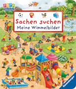 Ravensburger 43273 Bilderbuch: Sachen suchen: Meine Wimmelbilder