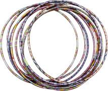 Wave Hoop, sortiert, Durchm.: 74 cm, 88 cm, 120 cm, ab 6 Jahren
