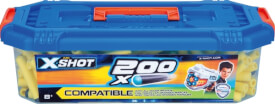 X-SHOT 200 Darts Refill Carry Case, ab 8 Jahre