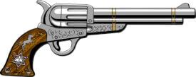 Revolver Capt'n Sharky