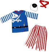 Piratenkostüm Capt'n Sharky