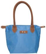 Depesche 6974 Trend LOVE Handtasche klein azurblau