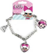 L.O.L Surprise Armband, mit 3 Charms