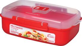 Sistema Mikrowellen-Box rot, 1,25 l