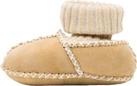Fillikid Baby Lammfell Schuhe, natur, Gr. 19/20